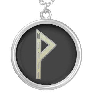 Ouro do Rune de Wunjo Bijuteria