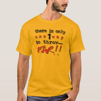 Ouro dos atiradores camiseta