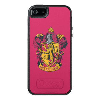 Ouro e vermelho da crista de Harry Potter |