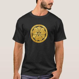 Ouro japonês do falso do clã do samurai de Sakai Camiseta
