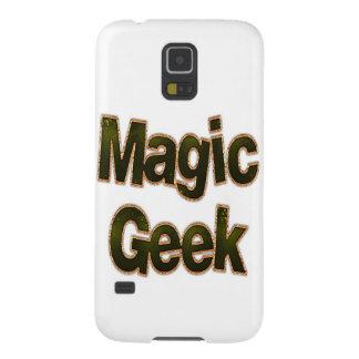 Ouro mágico do geek capinha galaxy s5