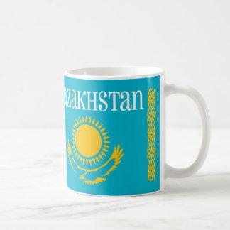 Ouro Sun de Kazakhstan e caneca de Eagle |