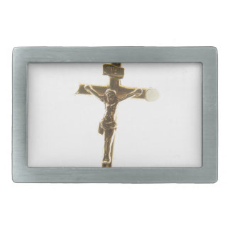 Ouro transversal do Jesus Cristo horizontal
