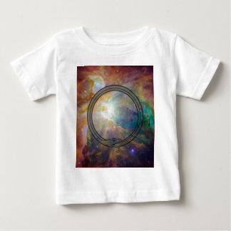 Ouroboros Camiseta Para Bebê