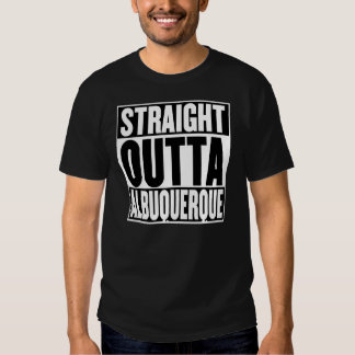 Outta reto Alburquerque Tshirt