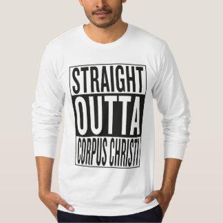 outta reto Corpus Christi Camiseta