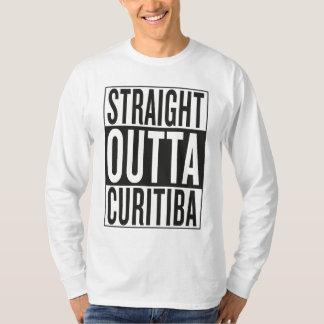 outta reto Curitiba Camisetas