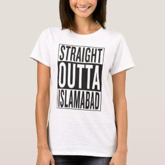 outta reto Islamabad Camiseta