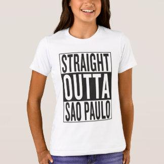 outta reto Sao Paulo Camiseta