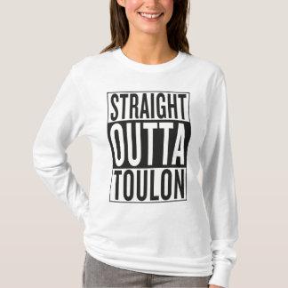 outta reto Toulon Camisetas