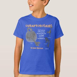 Oviraptor meu dinossauro interno caçoa a camisa tshirt