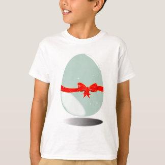 Ovo de chocolate camiseta