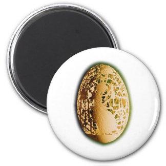 ovo do ouro imã