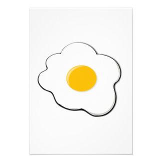 Ovo do pequeno almoço convites personalizado