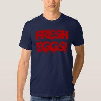 Ovos frescos! t-shirt
