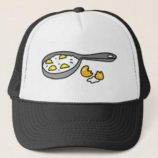 ovos fritos boné