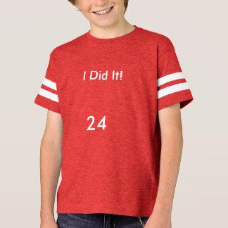 Owen fê-lo camiseta