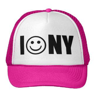 Oxygentees eu amo NY Boné