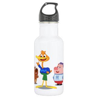 P. Rei Patinho - garrafa de água