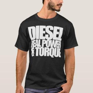 P&T real diesel Camiseta