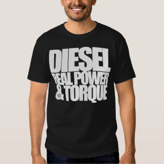 P&T real diesel T-shirts