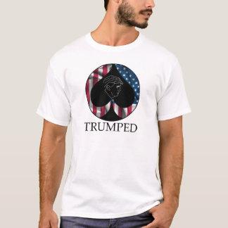 Pá de Donald Trump Trumped Camiseta