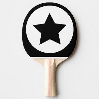 Pá de Pong do sibilo da estrela dos vencedores Raquete De Pingpong