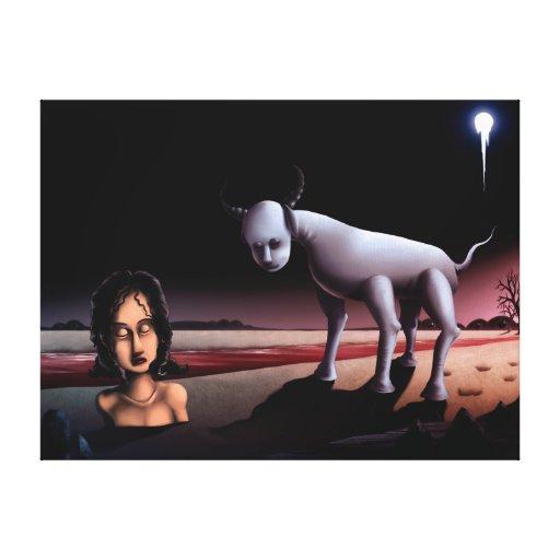 Pablo 2 - Impressão das canvas Impressão Em Canvas