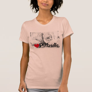 Pacientemente esperando (pitbulls do coração) camiseta