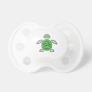 Pacifier da tartaruga de Kawaii Chupeta De Bebê