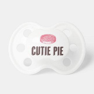 Pacifier da torta de Cutie Chupeta
