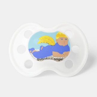 Pacifier do anjo-da-guarda chupeta