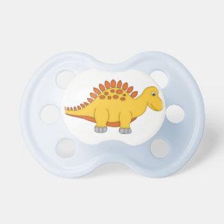 Pacifier do dinossauro chupeta