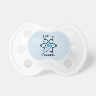 Pacifier futuro do design do cientista do átomo chupeta para bebê