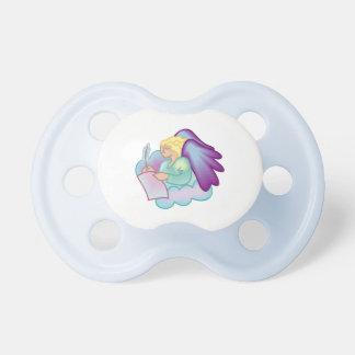 Pacifier literário do anjo chupeta para bebê