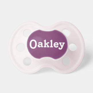 Pacifier Oakley Chupeta Para Bebê