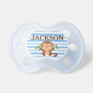 Pacifier personalizado do presente do chá de chupeta para bebê