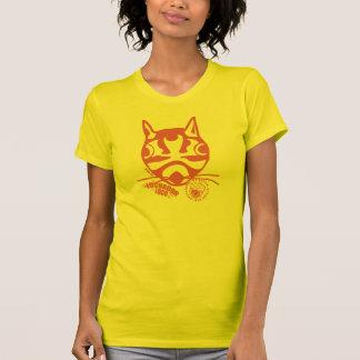 Paco dos esquilos mexicanos da luta camiseta