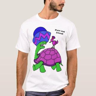 Paco, Paco e amigo! Camiseta