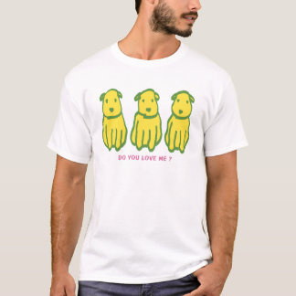 Paco, Peco e Poco Camiseta