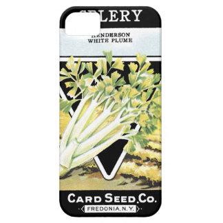 Pacote branco Fredonia do Co. da semente do cartão Capas Para iPhone 5