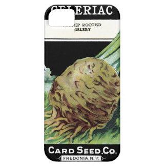 Pacote Fredonia do Co. da semente do cartão do Capa Barely There Para iPhone 5