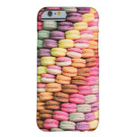 Padaria Macarons de Paris do francês Capa Barely There Para iPhone 6