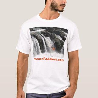 Paddlers de Potomac - a camisa de Danny