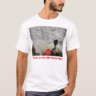 Paddlers de Potomac a camisa de Luke