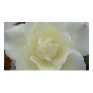 Padrão do cartão de negócio do rosa branco cartão de visita