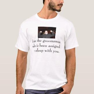 padrinho de casamento do stefo camiseta