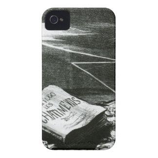 Página da história, punições de Victor Hugo Honore Capinha iPhone 4