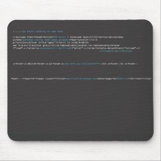 página de 404 erros mouse pad