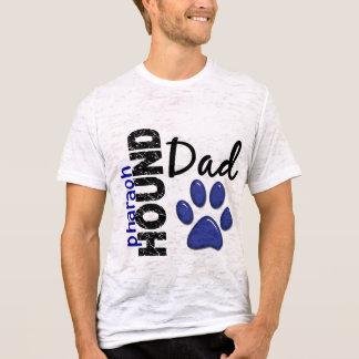 Pai 2 do cão do faraó camiseta